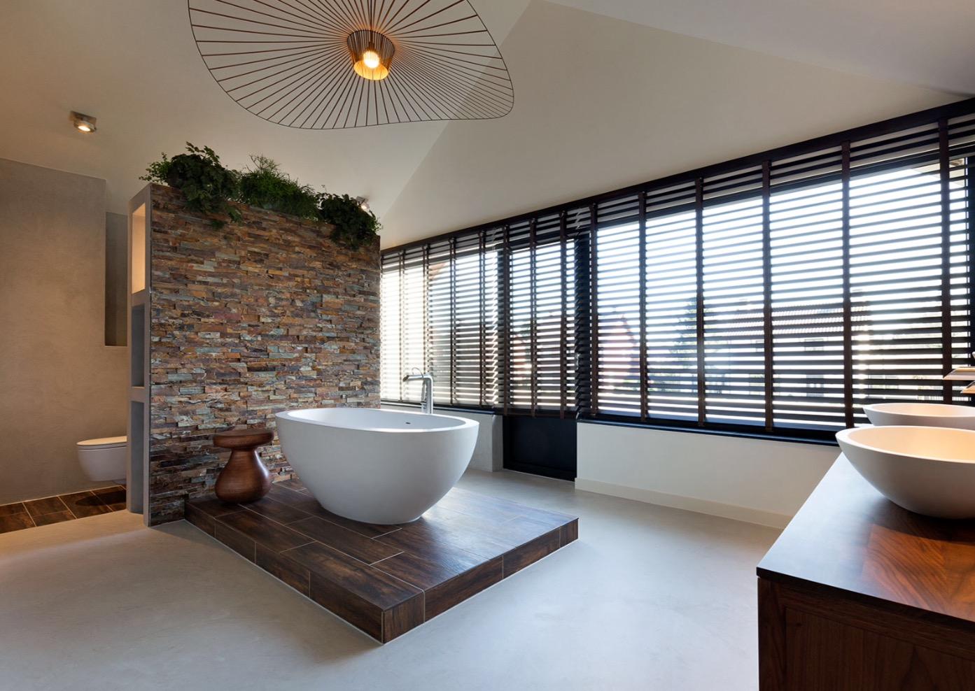 Badkamer Hout Natuursteen : Badkamer natuursteen ecosia
