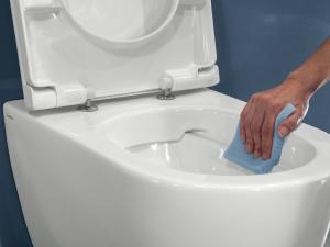 Hatria Fusion pure rim hygiene