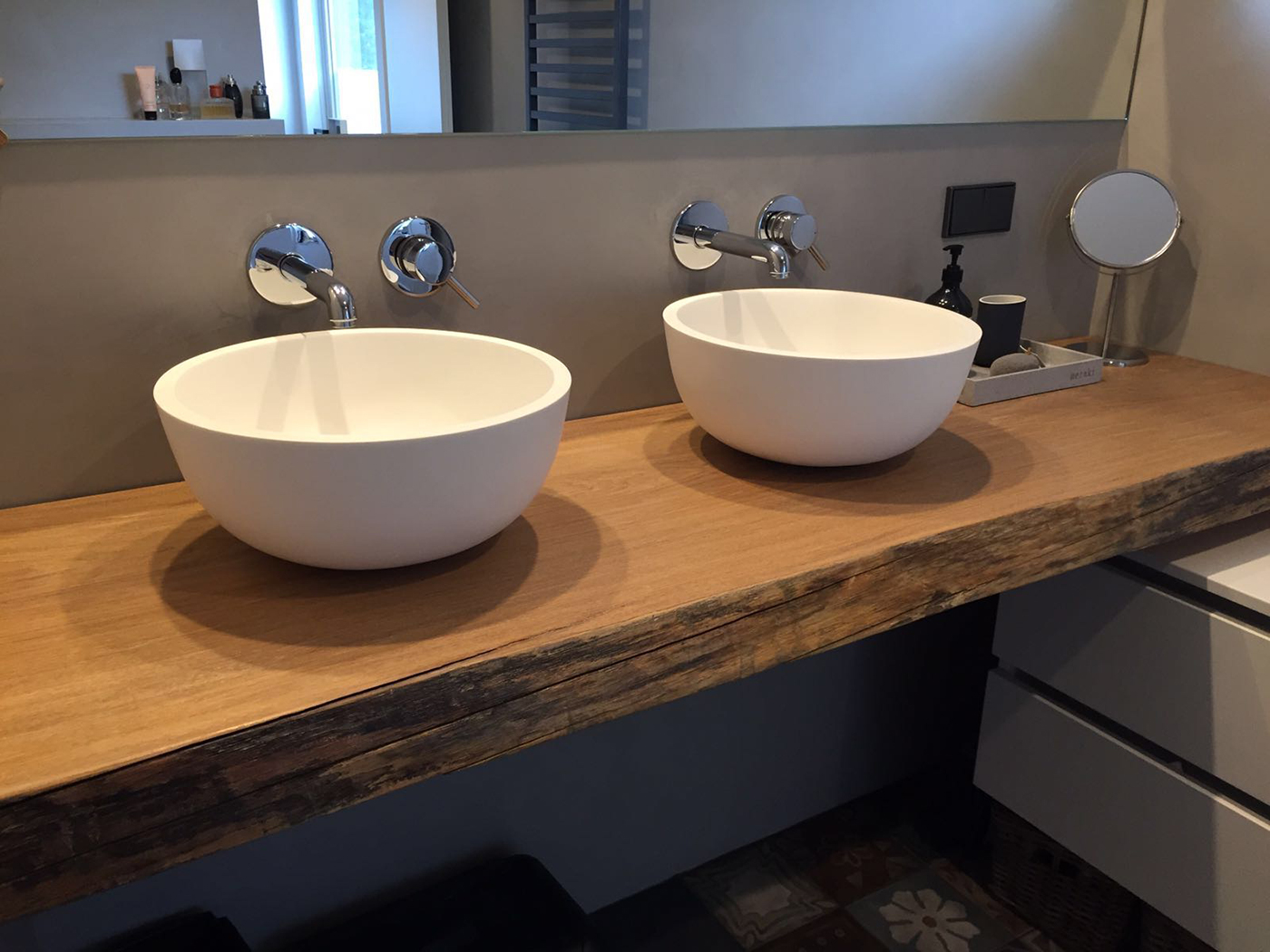 Sanitair Van Hout : Badkamer sanitair showroom in sittard badstudio elly houben